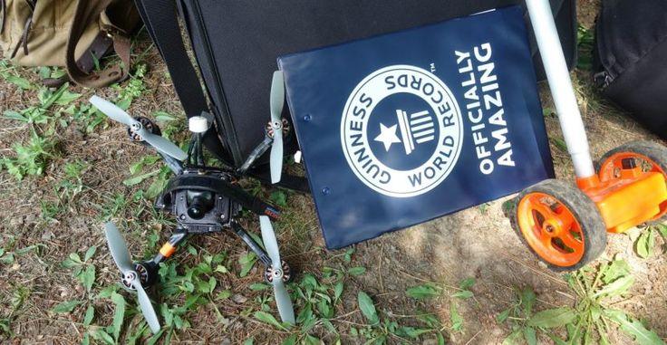 DLR RacerX, el dron más rápido del mundo - https://www.hwlibre.com/dlr-racerx-dron-mas-rapido-del-mundo/