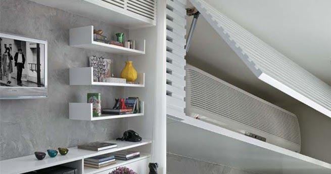 HomePersonalShopper. Blog decoración e ideas fáciles para tu casa. Inspiraciones y asesoría online. : Ocultar los aparatos de aire acondicionado