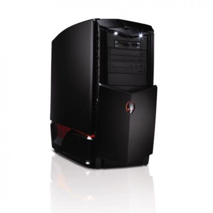 Alienware Area 51 ALX Black Anodized, Intel® Core™ i7  970 3,2 GHz Overclocked, 12GB, SSD256GB, Nvidia GTX 590 - 768 bit, Quasar Blue