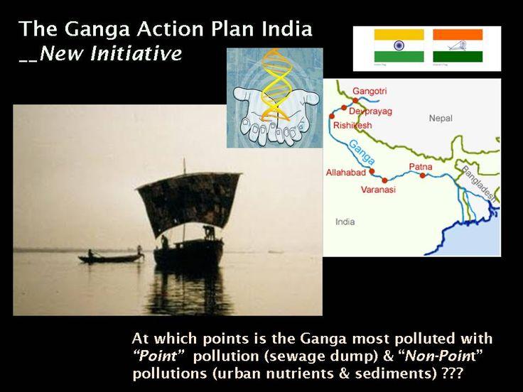 Ganga action plan essay