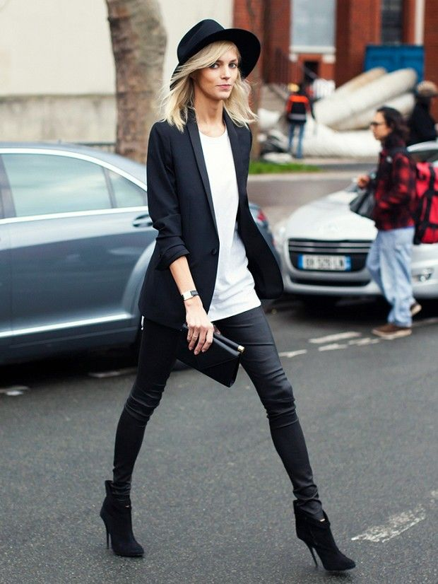 Image result for How to wear leggings now: 10 fashion rules