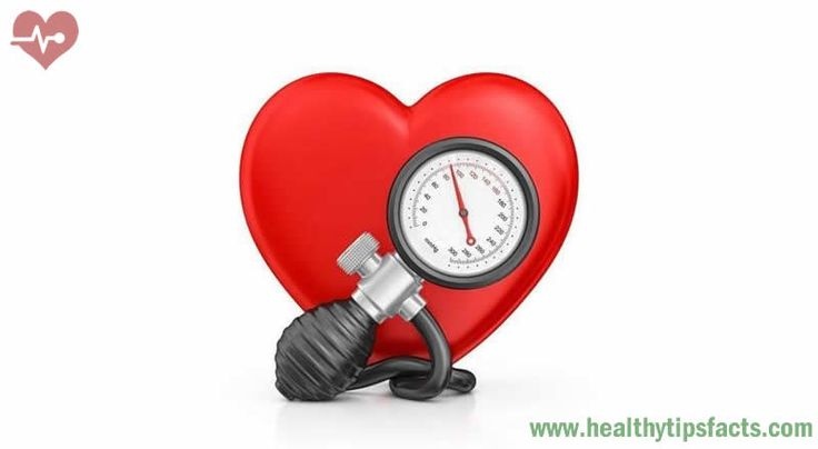 High blood pressure and it's normalization with natural means