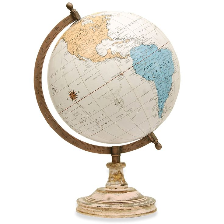 23 best handmade wooden world globes images on pinterest desk amazon globe 8 inch desktop decorative rotating national geographic wooden antique world globe with stand big earth texture vintage political map gumiabroncs Images