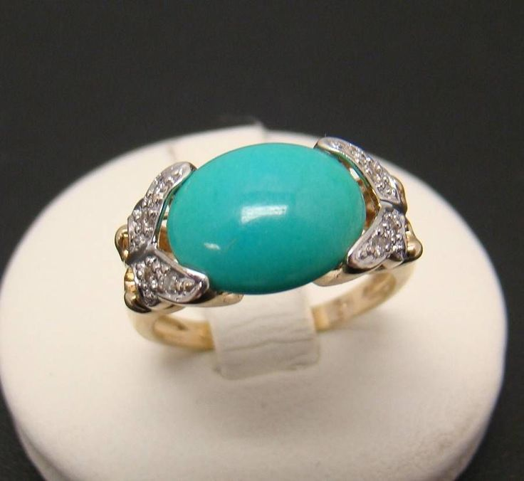 Levian Turquoise Ring