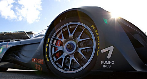 The #Mazda Furai #Concept vehicle