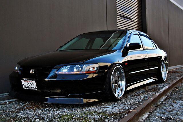 Honda Civic Vs Accord >> Honda Accord 6th gen   Cars & Trucks   Honda accord, Honda ...