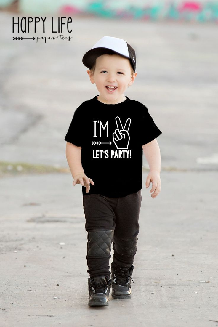 Im TWO Let's PARTY T-Shirt- Birthday Shirt- Second Birthday- Hipster T-Shirt- 2nd Birthday- Im This Many- Birthday- Arrows- Birthday Tee by myhappylifedesigns on Etsy https://www.etsy.com/listing/270562407/im-two-lets-party-t-shirt-birthday-shirt
