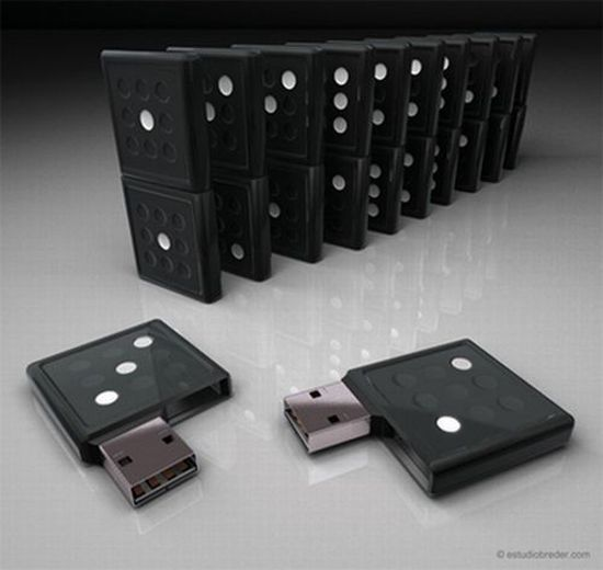 Unique and very unusual flash drives