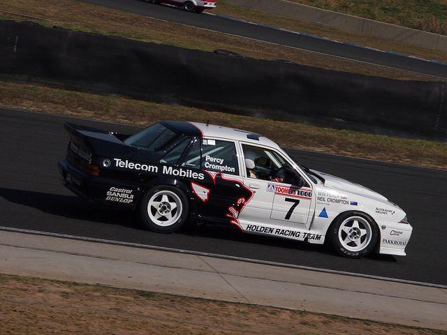 Win Percy/Neil Crompton - Holden VL Commodore SS Group A SV - 1989 Bathurst -HRT-  MCM 2013