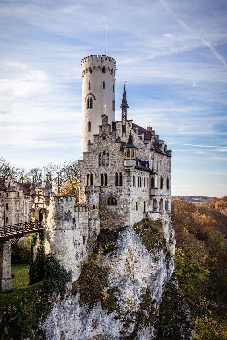 Schloss Lichtenstein Schwabische Alb Deutschland Reisen Ausflug Reisen Deutschland