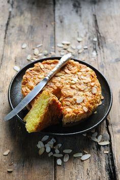 Dorian cuisine.com Mais pourquoi est-ce que je vous raconte ça... : Pourquoi ôôôôô grand pourquoi on ne s'arrête jamais de découvrir en cuisine ? Le Toscakaka ! le cake venu du grand froid !
