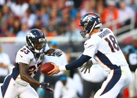 Packers Reportedly Interested In Ronnie Hillman -- The Green Bay Packers have reportedly been sniffing around free agent running backs, including someone we've long liked -- the Denver Broncos Ronnie Hillman.