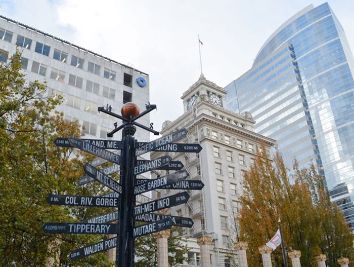 Portland: Más Otoño y más Bosque / Vero Palazzo - Home Deco