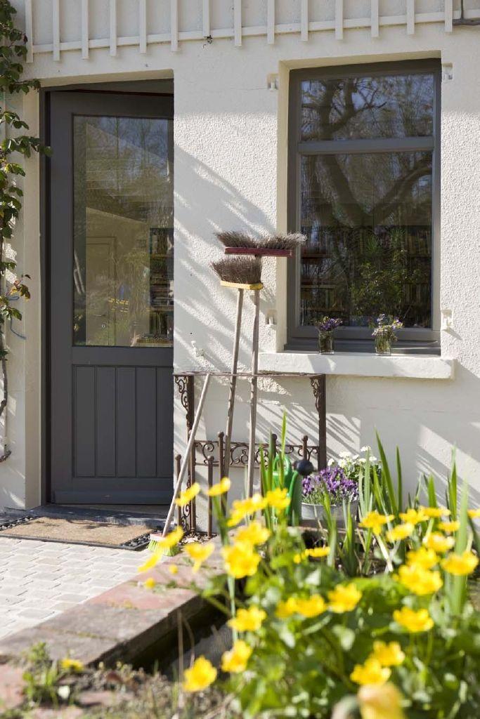 Schilderen van houten ramen en deuren: herschilderen