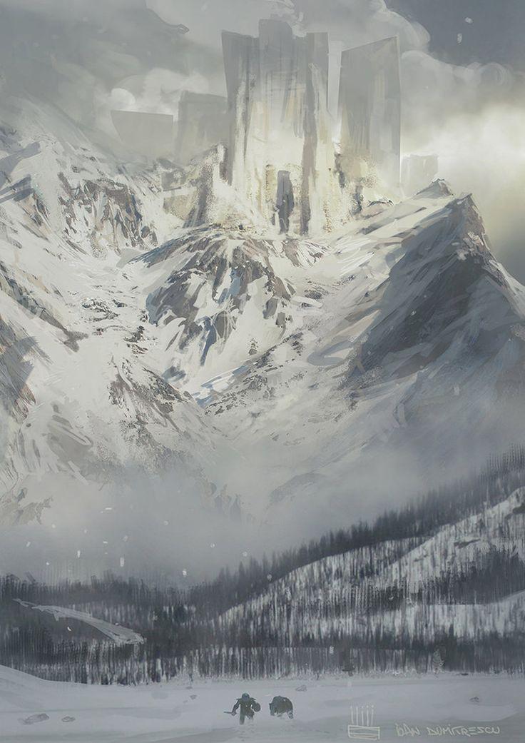 castle by jonone on DeviantArt