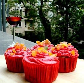 Sangria Cupcakes: Cupcakes Perfecto, Cupcakes De, Alcohol Infused Cupcakes, Alcohol Cakes, Sangría Cupcakes, Cups Cakes, Sangria Cupcakes, Cupcakes Rosa-Choqu, Cupcakes Flavour