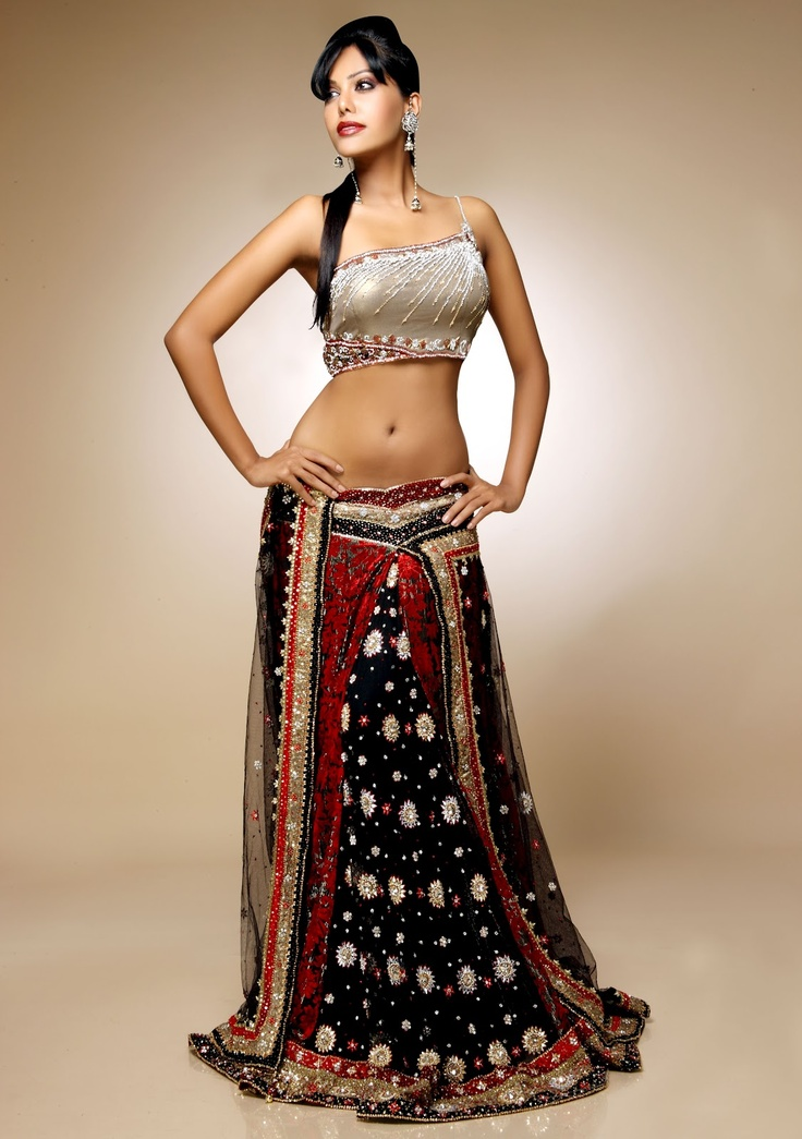 Beautiful Lehenga designs for bellydancers | Bellydance Vogue