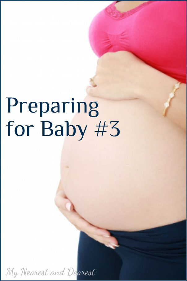 Preparing for My Third Baby: What I Will and Won't be Worrying About This Time Around