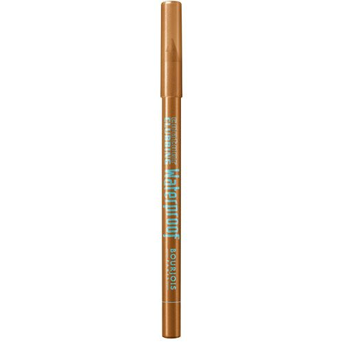 Bourjois Contour Clubbing Waterproof 51 Golden Dress http://www.onlinemakeup.nl/bourjois-contour-clubbing-waterproof-46-bleu-neon-5