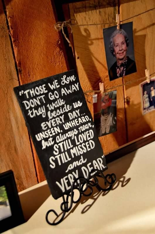 I really like this saying.. for relatives who have passed We will need pictures please!