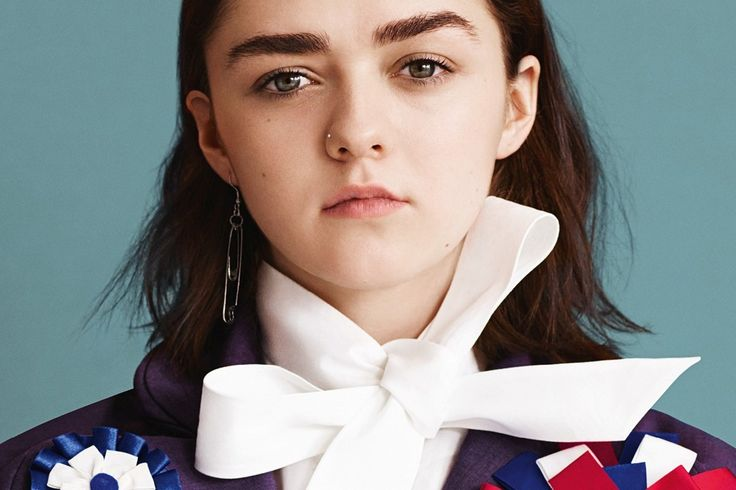 Maisie Williams for Prime Minister