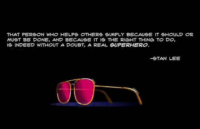 The Real Superheroes Superhero Hero Stanlee Quote Powerful Quotes Quotes Instagram