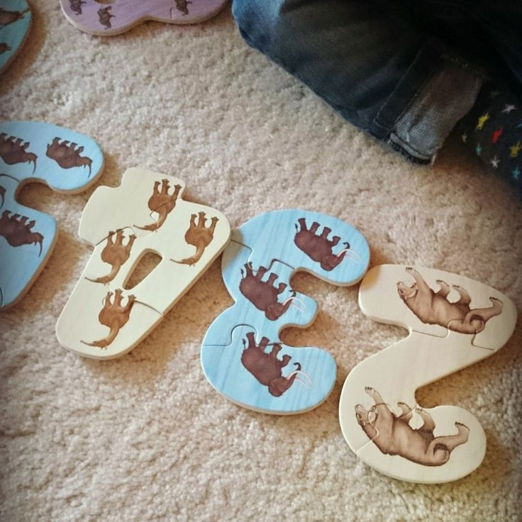 The importance of numeracy in early years. Number recognition, number games and mathematical concepts are all very important for the youngest learners.