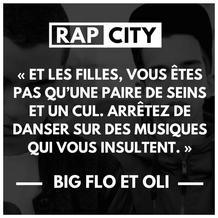Citation de Bigflo! -La Vraie Vie-