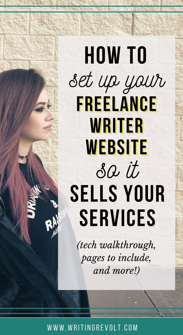 Need to set up a freelance writer website or freelance writing portfolio? This is how you do it so that your site SELLS your services! Check it out! :) | make money writing online | freelancing | freelance writing tips |