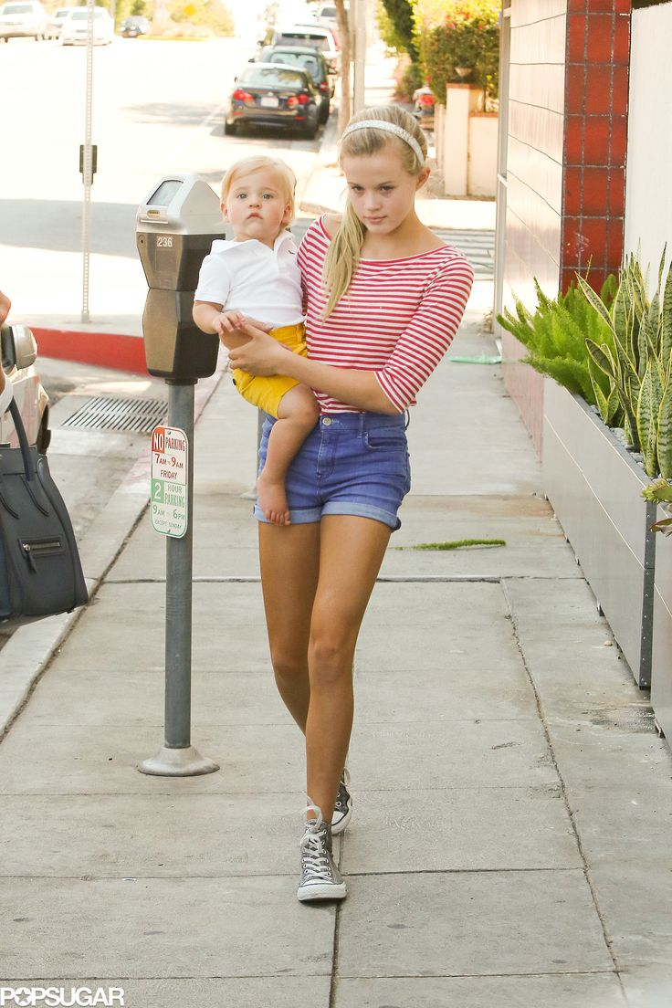 Ava Phillippe, la hija de Reese Witherspoon y Ryan Phillippe