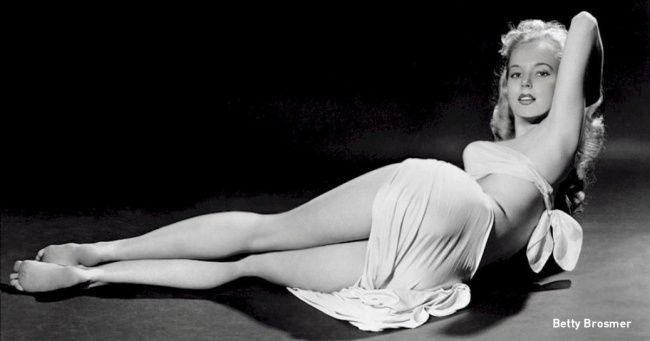 This wasp-waisted model conquered the world in the '50s