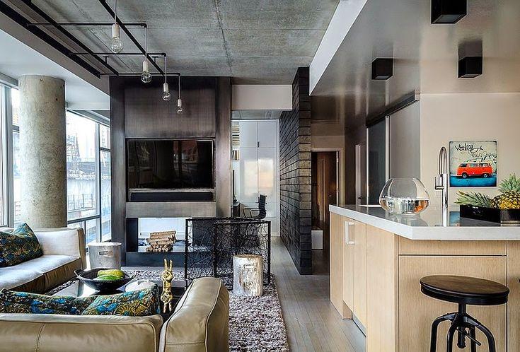 Apartamento en Chicago / PROjECT. Interiors + Aimee Wertepny