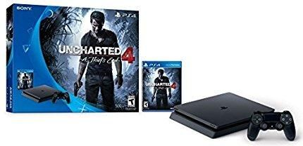 PlayStation 4 Slim 500GB Console - Uncharted 4 Bundle – TopProductKing