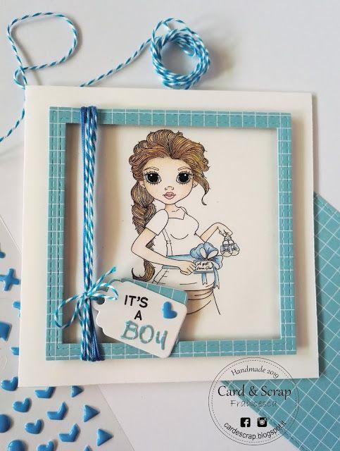 Card E Scrap Baby Card Carte Per Bambini Carta