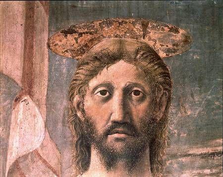 Piero della Francesca: The Resurrection (detail)