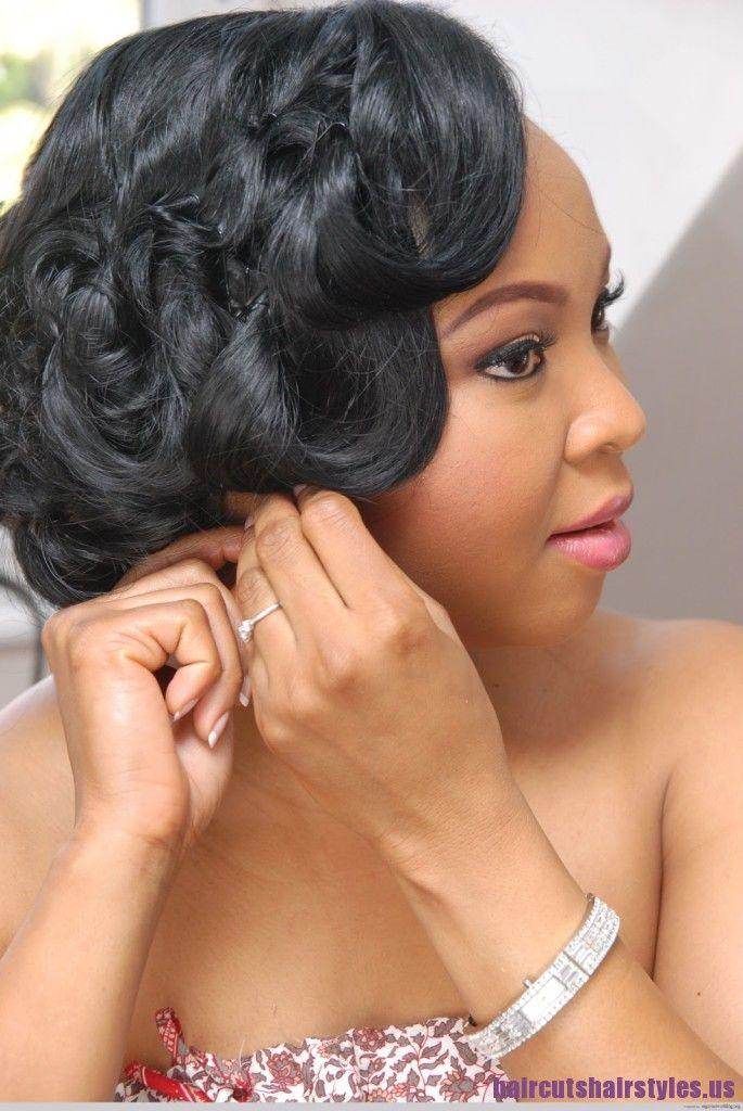 Black Hairstyles Dor Weddings Black Wedding Hairstyles 2013 Black