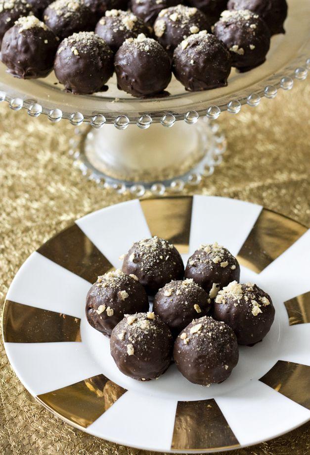 Erica's Sweet Tooth » Nutella Rice Krispie Balls