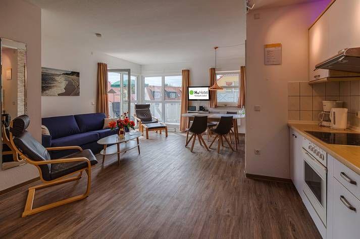 Appartment Strandläufer - H+ Hotel Ferienpark Usedom - Offizielle Webseite
