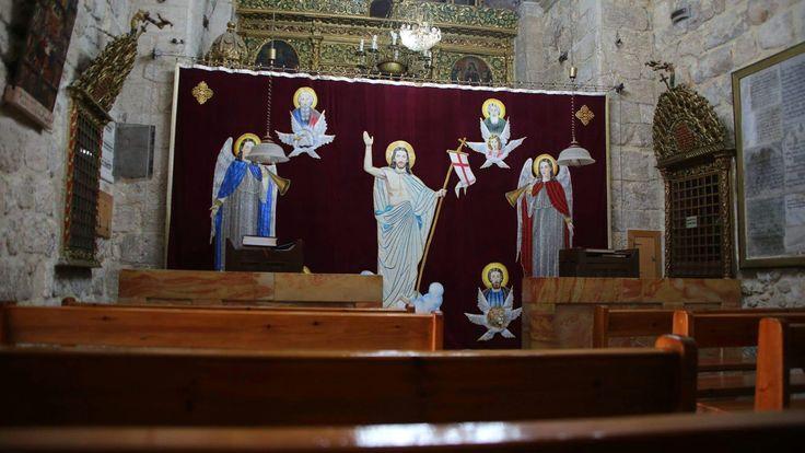 St. Mark's Syriac Orthodox Convent, Jerusalem