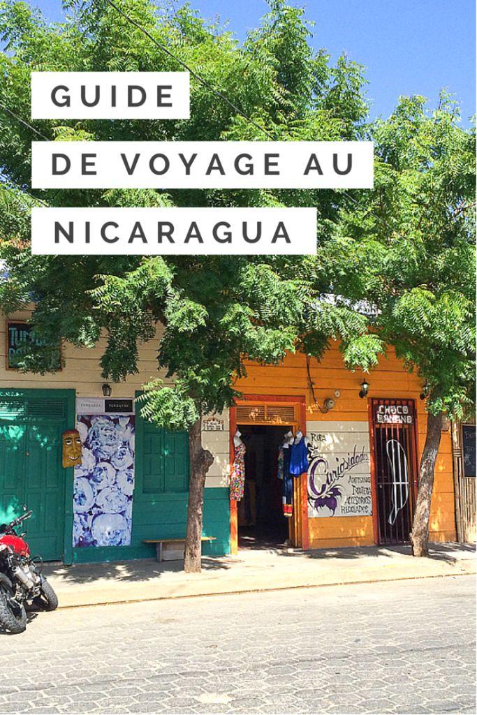 Le Nicaragua de A à Z - Méga guide du Nicaragua pour savoir comment planifier votre voyage.