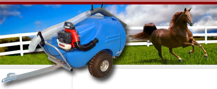 artificial turf + manure vacuum