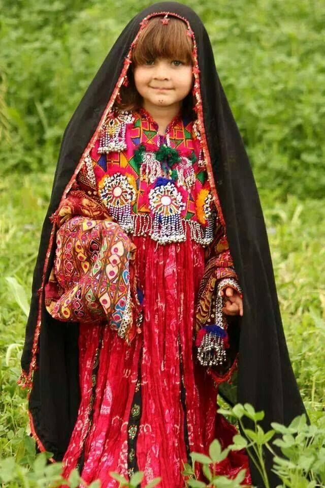 Vintage Photograph Ethnic Clothing Baby