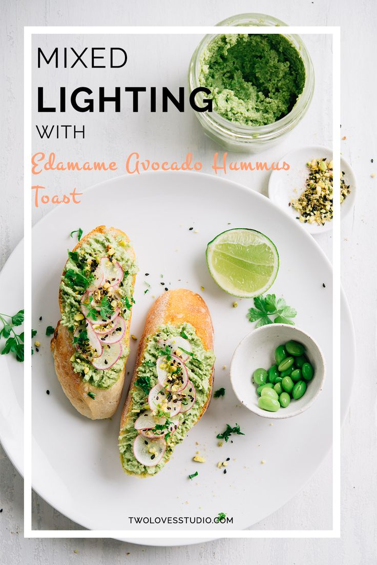 Two Loves Studio Mixed Lighting Food Photography | Perfect for Food Photographers, Food Bloggers who want to up their food photography lighting game. Click through to read.