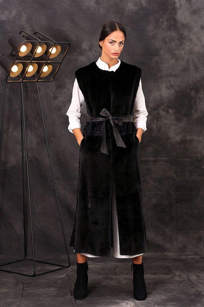 GIACCA VISONE FUR COAT PELLICCIA PELZMANTEL JACKET NERZ MINK SWAKARA MEX норки in Abbigliamento e accessori, Donna: abbigliamento, Cappotti e giacche | eBay!