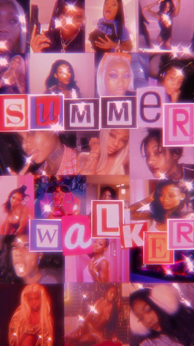 Summer Walker Aesthetic Wallpaper