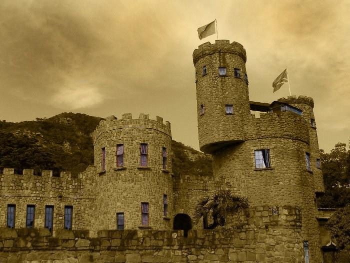 Stonehaven castle shongweni valley