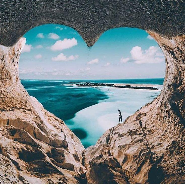 """Bring mich dorthin, wo der Himmel auf das Meer trifft. #Sundayvibes #sundayfunday # relationshipgoals… """""""