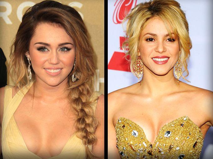 """Shakira empieza el año con el pie derecho, y como siempre, ayudando a los demás. Entre sus actividades filantrópicas de este año, participará en un evento destinado a recaudar fondos para menores con cardiopatías severas.  Su ejemplo se ha extendido a otras celebridades de Hollywood, siendo ahora el turno de Miley Cyrus, quien actuará con Shakira en el evento interpretando el tema """"Love & Rock""""."""