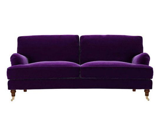 Best 25 Purple Sofa Ideas On Pinterest Purple Living Room Sofas Purple Floor Lamps And Tv Set Up