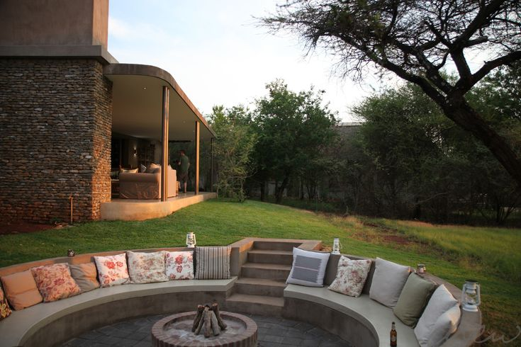 drew architects | new lodge | leopard creek